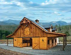 Garages That Look Like Barns Barn With Living Quarters Barns And Farms Pinterest Barn