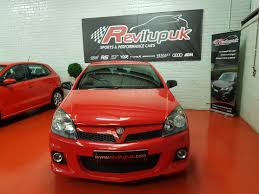 vauxhall red 2009 59 vauxhall astra vxr racing edition in power red with remus