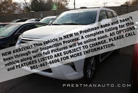 lexus utah lexus suv in utah for sale used cars on buysellsearch