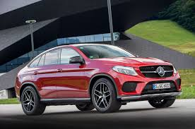 mercedes jeep 2016 2016 mercedes benz gle450 amg 4matic coupe review