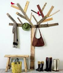 Tree Branch Bookshelf Diy 30 Diy Tree Coat Racks Personalizing Entryway Ideas With Inspiring