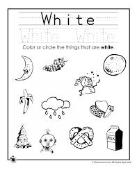 learning colors worksheets for preschoolers woo jr kids activities