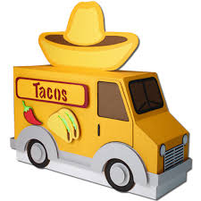 box car clipart jmrush designs taco truck treat box