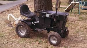 my 69 sears suburban ss12 garden tractor classic tractors