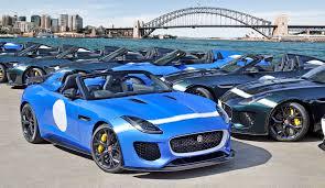 photos jaguar u0027s gorgeous f type project 7 has landed in australia