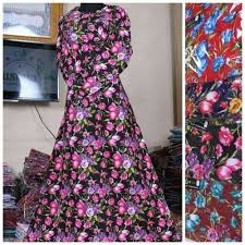 daily cotton maxi dress