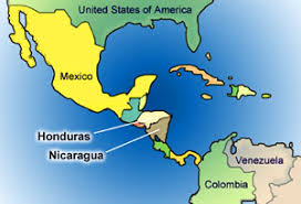 america map honduras sai movement in honduras and nicaragua