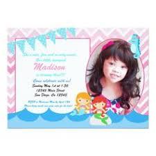 free printable mermaid birthday invitations google search