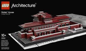 amazon com lego architecture robie house 21010 japan import