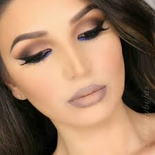 image result for makeup that brings out dark brown eyes hair and