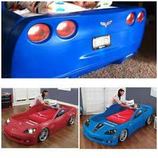 blue corvette bed priceabate corvette bedroom set bed race car dresser storage chest