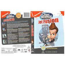 the adventures of jimmy neutro the adventures of jimmy neutron boy genius jet fusion dvd big w