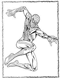 100 ideas amazing spider man coloring pages on emergingartspdx com