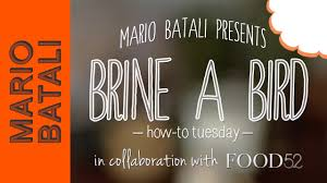 how to brine the turkey for thanksgiving how to brine a turkey or chicken other poultry youtube