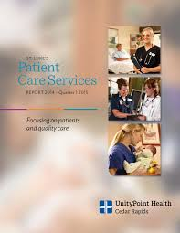patient care services 2015 by unitypoint health issuu