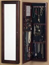Wall Mirror Jewelry Armoire Fresh Ideas Wall Mount Jewelry Mirror Extraordinary Idea Cheval