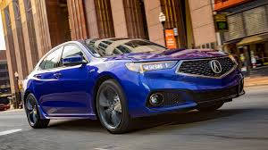 Acura Tlx Spec 2018 Acura Tlx A Spec First Drive Photo Gallery Autoblog