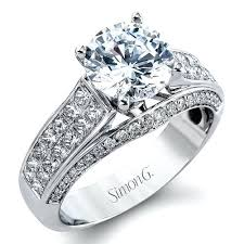 18 carat diamond ring 18 carat diamond engagement ring 18 carat white gold solitaire