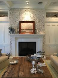 stucco fireplace binhminh decoration