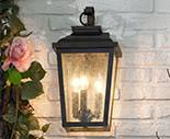 Exterior Wall Sconce Outdoor Wall Lights And Sconces Entryway Patio More Ls Plus