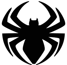 spiderman face png