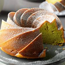 Halloween Bundt Cake Easy Pistachio Bundt Cake Recipe Taste Of Home