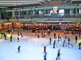 lotte world ice skating rink korea u0027s best ice skating rink to