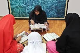 Wanita Datang Bulan Boleh Baca Quran Hukum Muslimah Haid Mengajar Alquran Republika Online