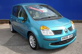 used renault modus cars for sale motors co uk