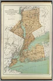 Queens Ny Map N Y Kings Queens Richmond Rockland Westchester Putnam