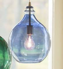 magnificent blue glass pendant light cheap blue glass pendant Blue Glass Pendant Light