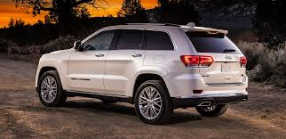 2017 jeep grand cherokee dashboard 2017 jeep grand cherokee suv review colonie ny