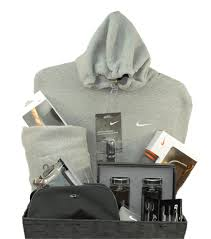 mens gift baskets men s nike gift basket kr innovations