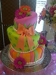 124 colorful cakes images biscuits decorated