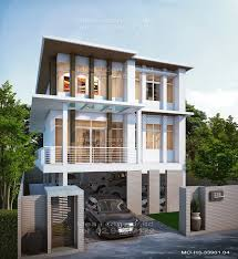 three story homes 4 story modern house modern house