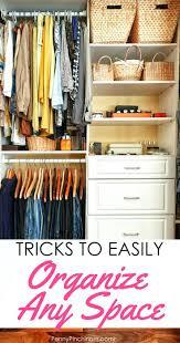 Organize Your House Small Space Closet Ideas U2013 Aminitasatori Com