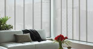 vertical blinds are an attractive window covering in nyc and brooklyn