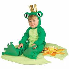 Halloween Costume Infant Rubie U0027s Costume Lil U0027 Frog Prince Baby Infant Boys Fairytale