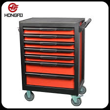 side tool box cabinet road chest heavy duty side handles electric