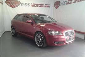 2006 audi a3 type 2006 audi a3 a3 2 0t ambition cars for sale in gauteng r 109 900