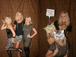 leopard print party supplies theme cakes likes a party