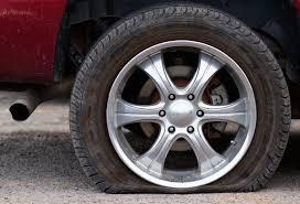 camaro flat tire summertime car repair mccluskey chevrolet