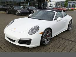 porsche targa for sale 11 2017 porsche 911 targa 4 for sale seattle wa