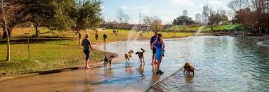Buffalo Bayou Park Map Dog Parks In Houston Find Pet Friendly Park Locations U0026 Tips