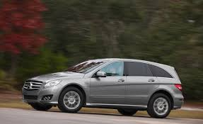 review of the new 2011 mercedes benz r350 bluetec 4matic full