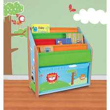 Kidkraft Avalon Tall Bookshelf White 14001 P U0027kolino Safari Adventure Bookshelf What U0027s It Worth