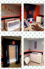 Detroit Tigers Crib Bedding Mlb Detroit Tigers Embroidered Comforter Set Bedbathandbeyond