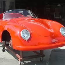 porsche speedster kit car rw speedster kit car rock west racing