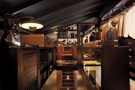 8 awesome walk in closet designs for men por homme
