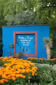 Garden Art Frida Kahlo Art Garden Life Tucson Botanical Garden